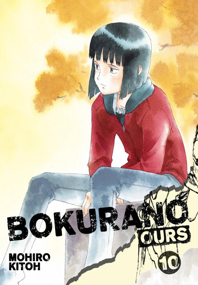 Bokurano Ours Vol. 10