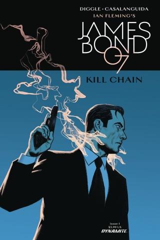 James Bond: Kill Chain #1 (Smallwood Cover)
