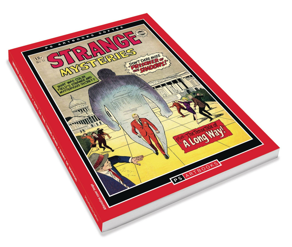 Strange Mysteries Vol. 1 (Softee Art Book)
