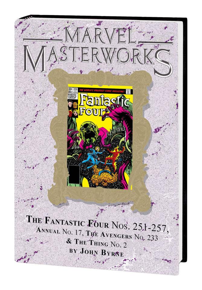 Fantastic Four Vol. 23 (Marvel Masterworks)