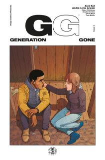 Generation Gone #4 (Araujo & O'Halloran Cover)