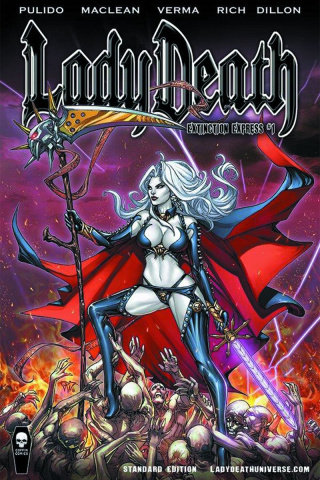 Lady Death: Extinction Express #1