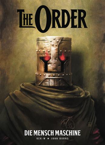 The Order: Die Mensch Maschine