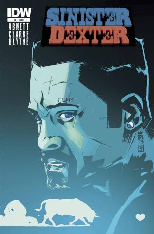 Sinister Dexter #5