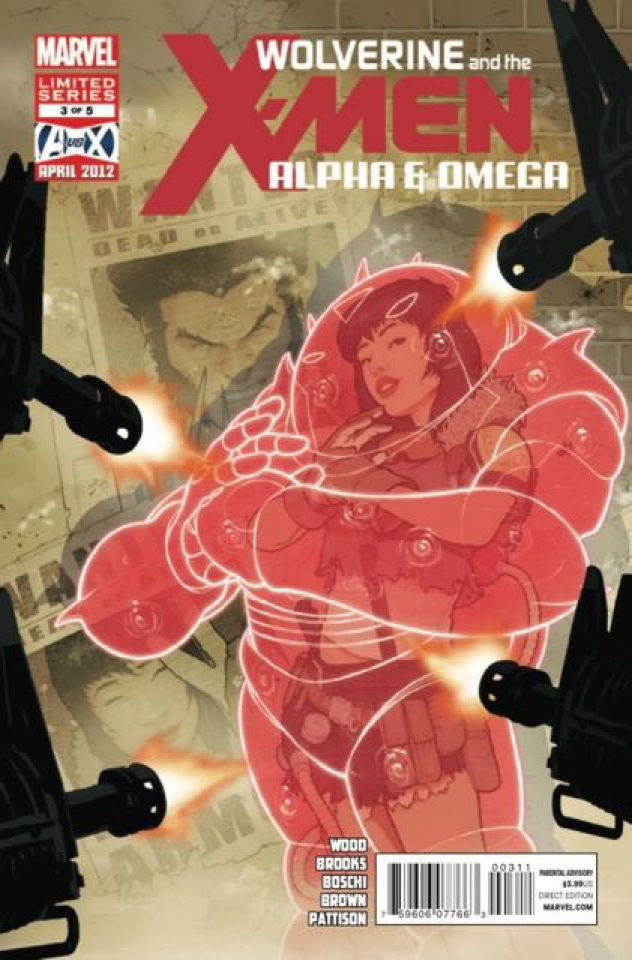 Wolverine and the X-Men: Alpha & Omega #3