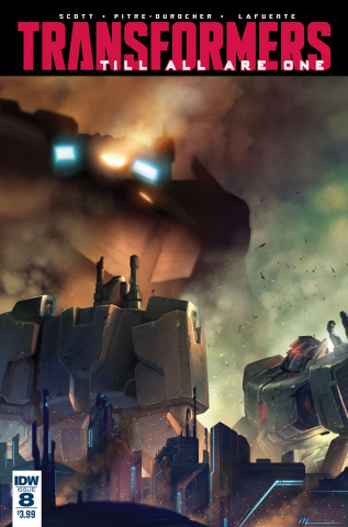 The Transformers: Till All Are One #8
