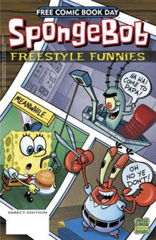 Spongebob Comics Freestyle Funnies