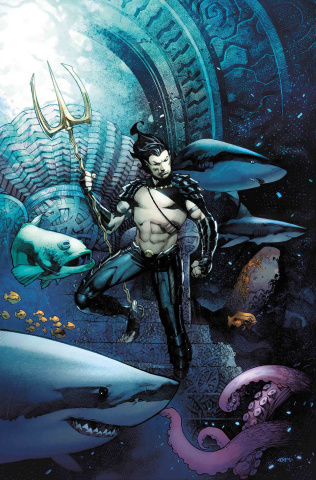 The Defenders: Namor #1 (Stevens Cover)