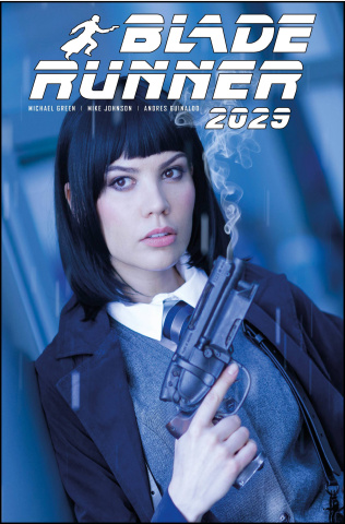 Blade Runner 2029 #1 (Cosplay Cover)