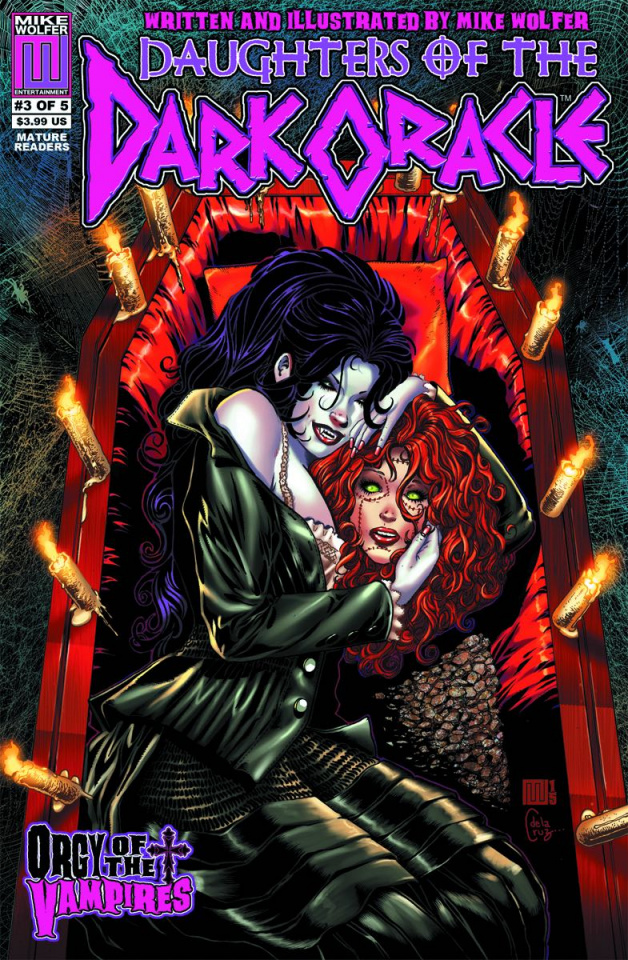 Daughters of the Dark Oracle #3 (Orgy of the Vampires)