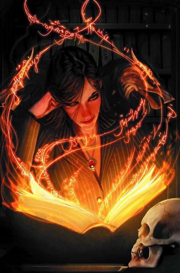 Son of Merlin #1 (Sejic Cover)