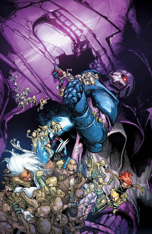 Extraordinary X-Men #10