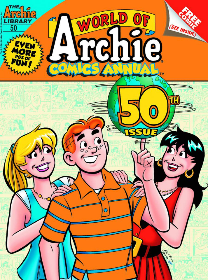 World of Archie Double Digest #50