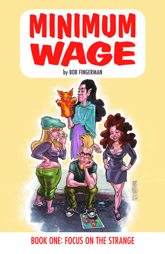 Minimum Wage Vol. 1: Focus On the Strange