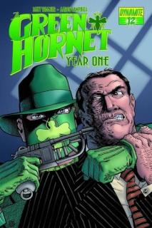 Green Hornet: Year One #12