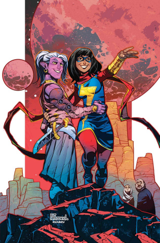 The Magnificent Ms. Marvel #4
