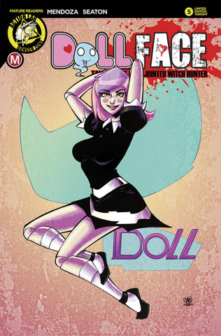 Dollface #6 (Trom Cover)
