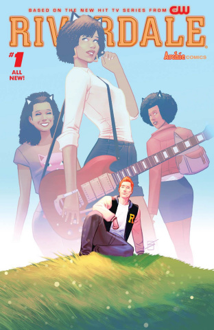Riverdale #1 (Ron Salas Cover)
