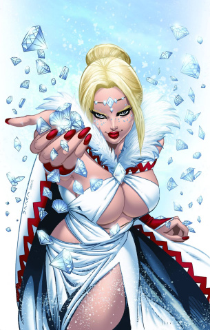 Grimm Fairy Tales: Wonderland - Through the Looking Glass #3 (Cucca Cover)