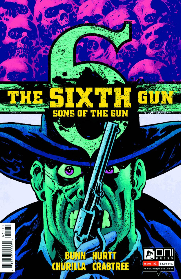 The Sixth Gun: Sons of the Gun #1 (2nd Printing)