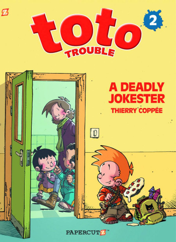 Toto: Trouble Vol. 2: A Deadly Jokester