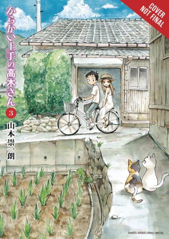 Teasing Master Takagi-San Vol. 3