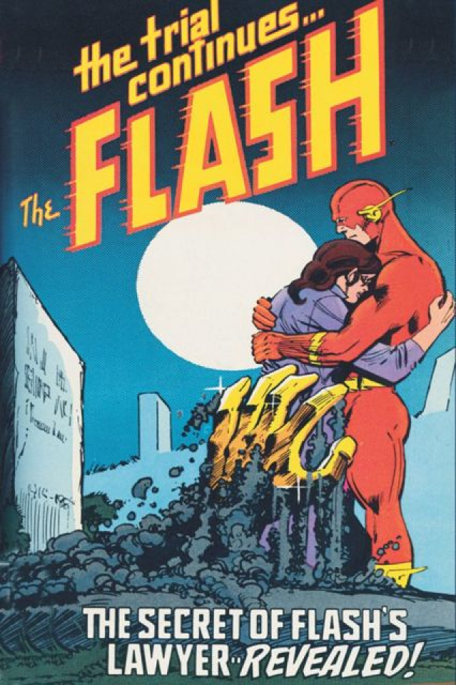 Showcase Presents: The Trial of the Flash