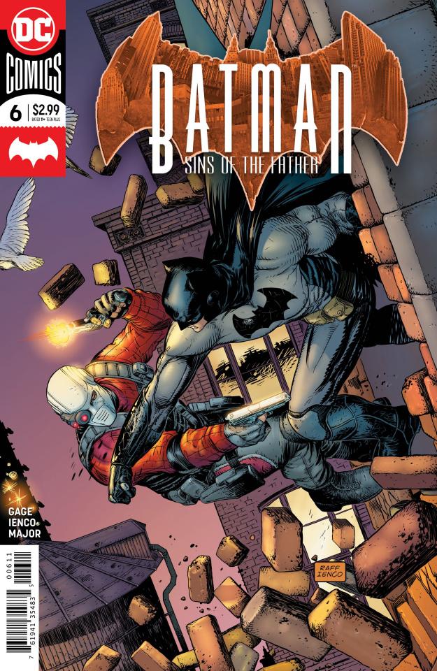 Batman: Sins of the Father #6