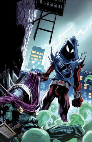 Ben Reilly: The Scarlet Spider #18