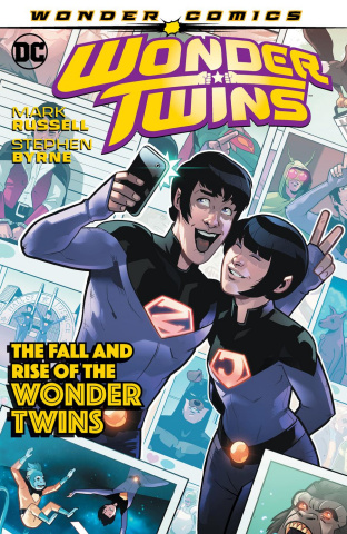 Wonder Twins Vol. 2: The Fall & Rise of the Wonder Twins