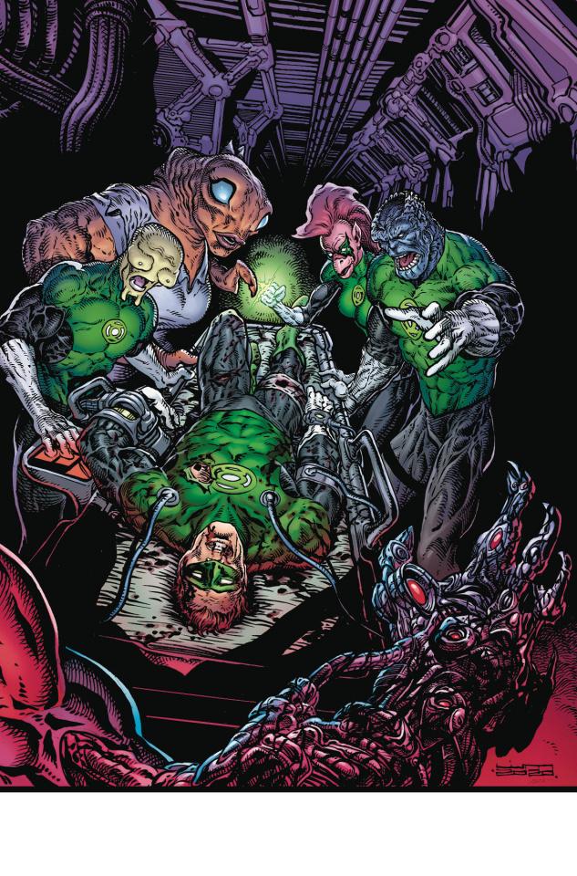 Green Lantern, Season 2 #6