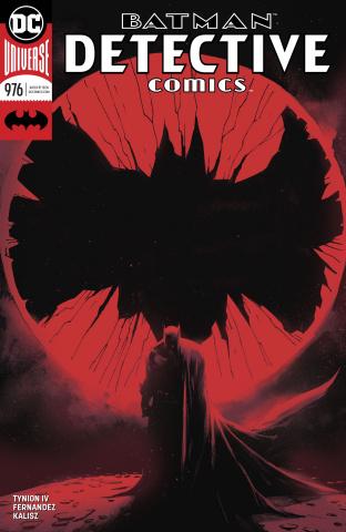 Detective Comics #976 (Variant Cover)