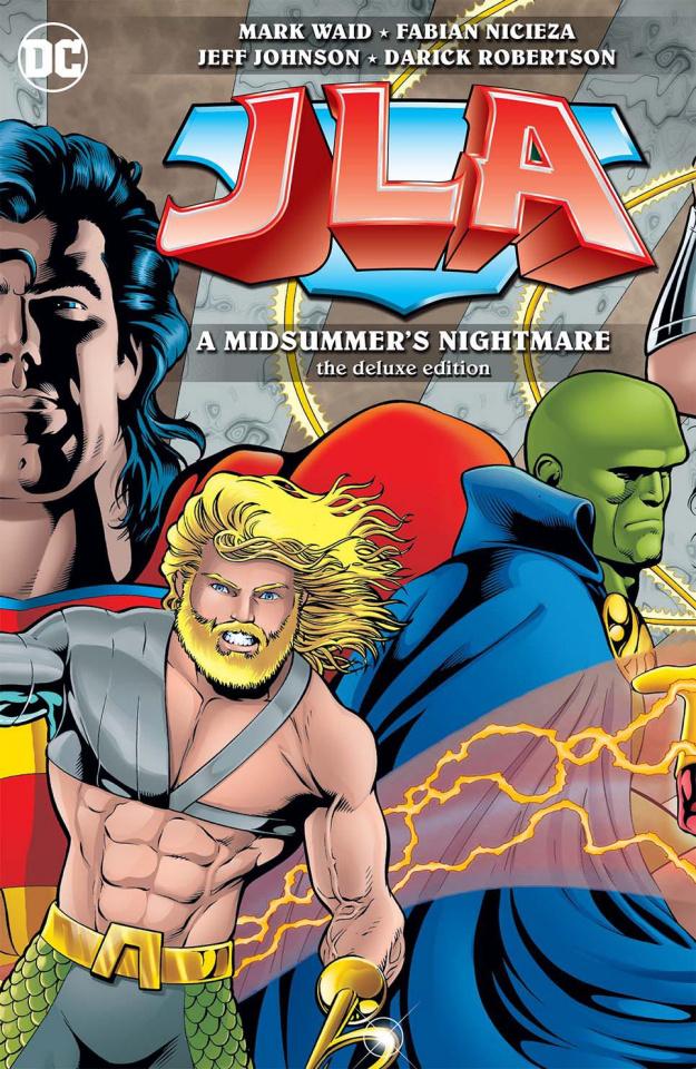 Justice League of America: A Midsummer's Nighmare