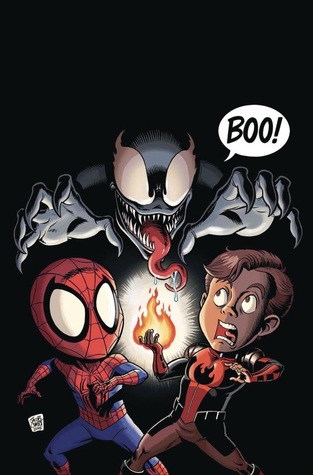 Marvel Super Hero Adventures: Inferno #1