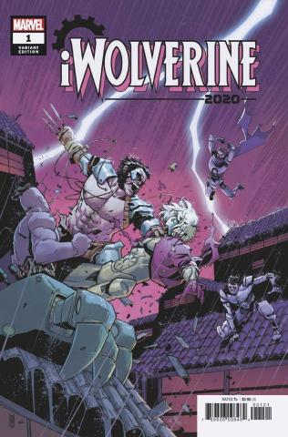 iWolverine 2020 #1 (Henderson Cover)