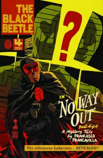 The Black Beetle #4: No Way Out