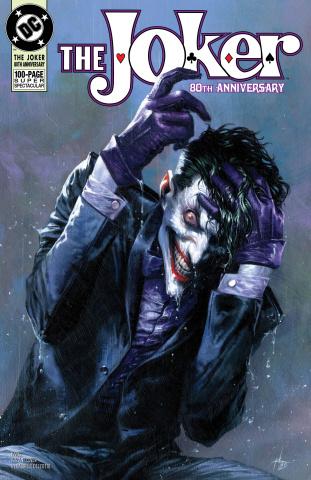 Joker 80th Anniversary 100 Page Super Spectacular #1 (1990s Dell'otto Cover)