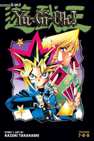 Yu-Gi-Oh! Vol. 3 (3-in-1 Edition)