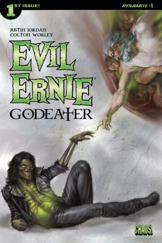 Evil Ernie: Godeater #1 (Parrillo Cover)