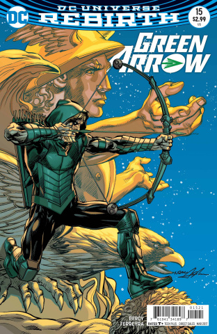 Green Arrow #15 (Variant Cover)