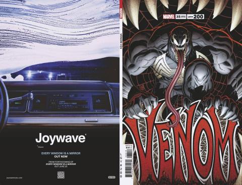 Venom #35 (Art Adams Var 200th Issue Cover)