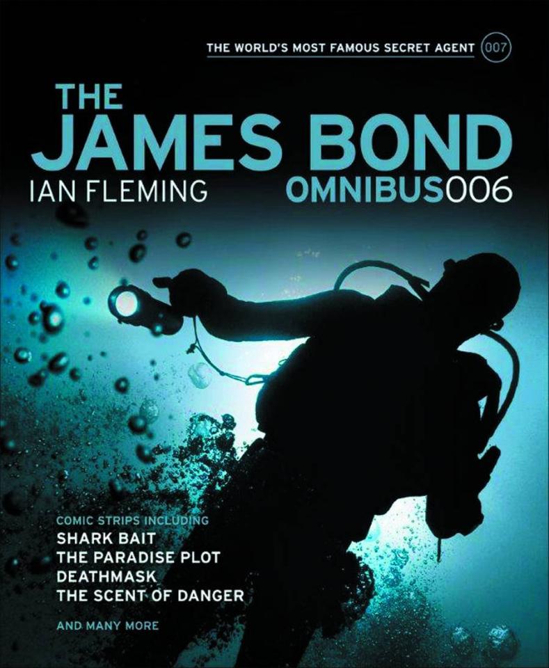 The James Bond Omnibus Vol. 6