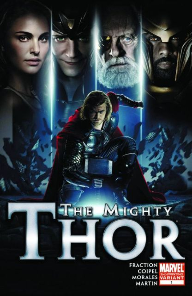 The Mighty Thor #1 (2nd Printing)