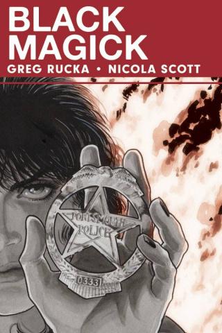 Black Magick #1 (Scott Cover)