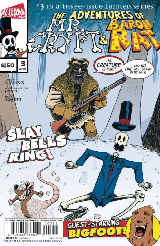 The Adventures of Mr. Crypt & Baron Rat #3