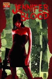 Jennifer Blood #13