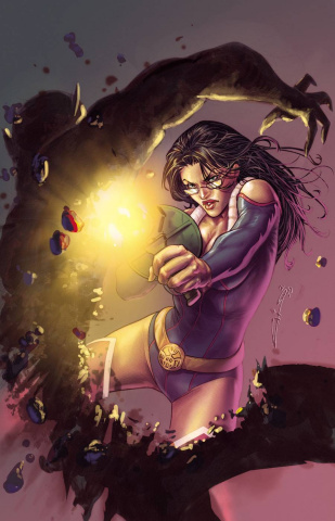 Grimm Fairy Tales: Realm War #11 (Laiso Cover)