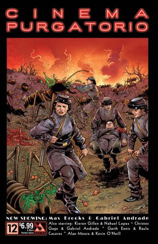 Cinema Purgatorio #12 (Perfect Union Cover)