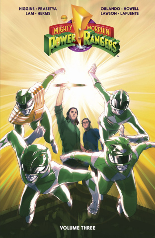 Mighty Morphin' Power Rangers Vol. 3