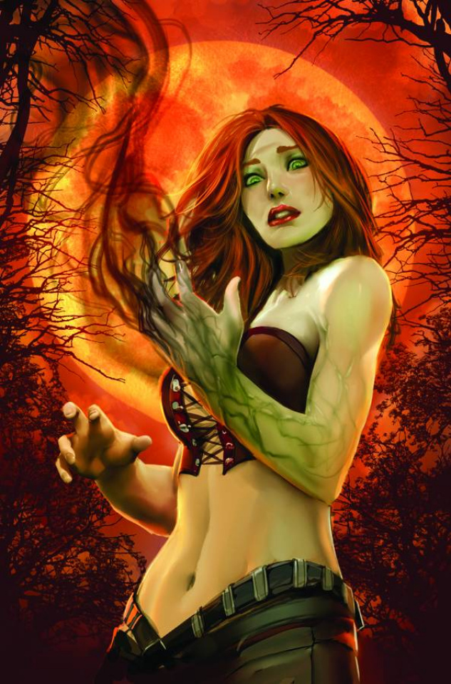 Grimm Fairy Tales Giant Size 2013 (Sejic Cover)